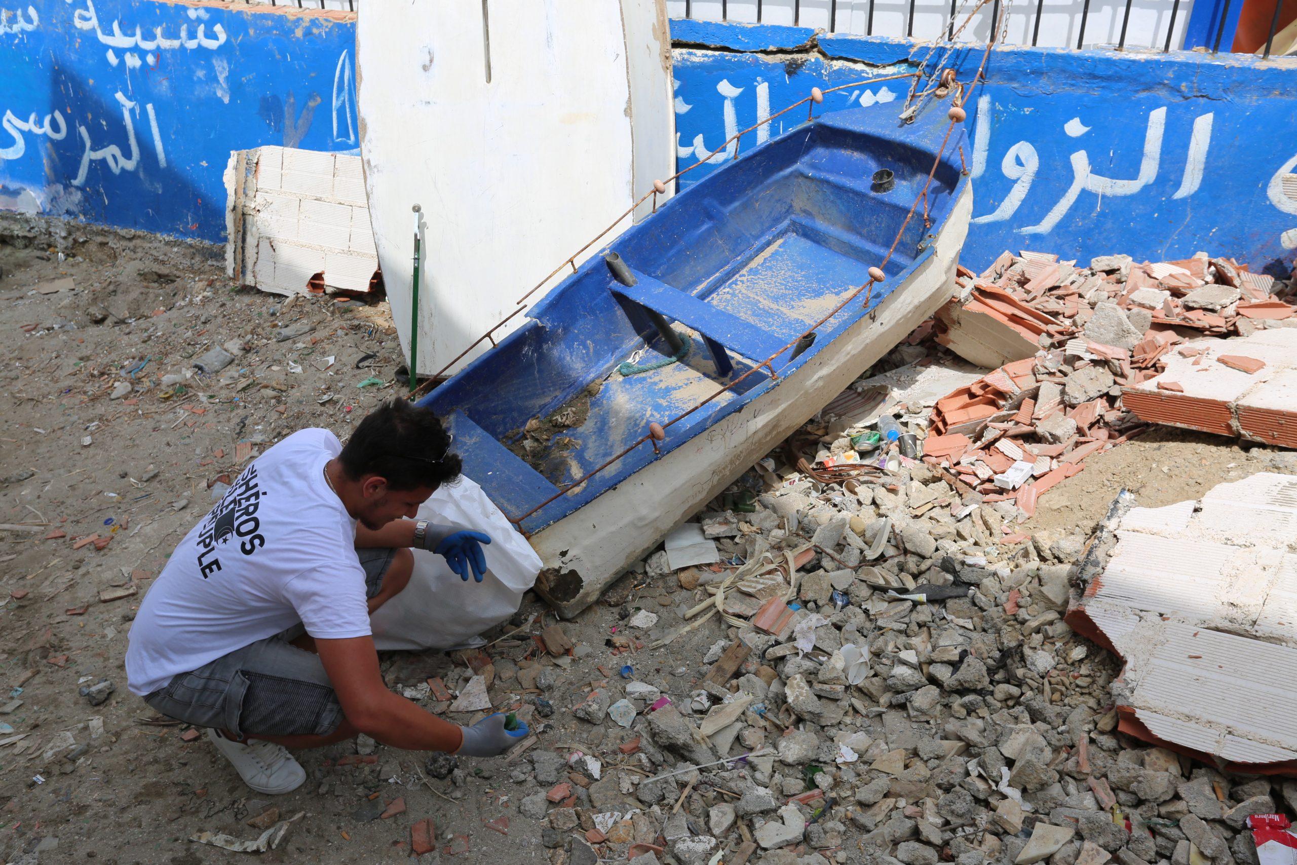 N-E-DZ-1: Soutien au suivi et à la gestion des déchets marins en Algérie
