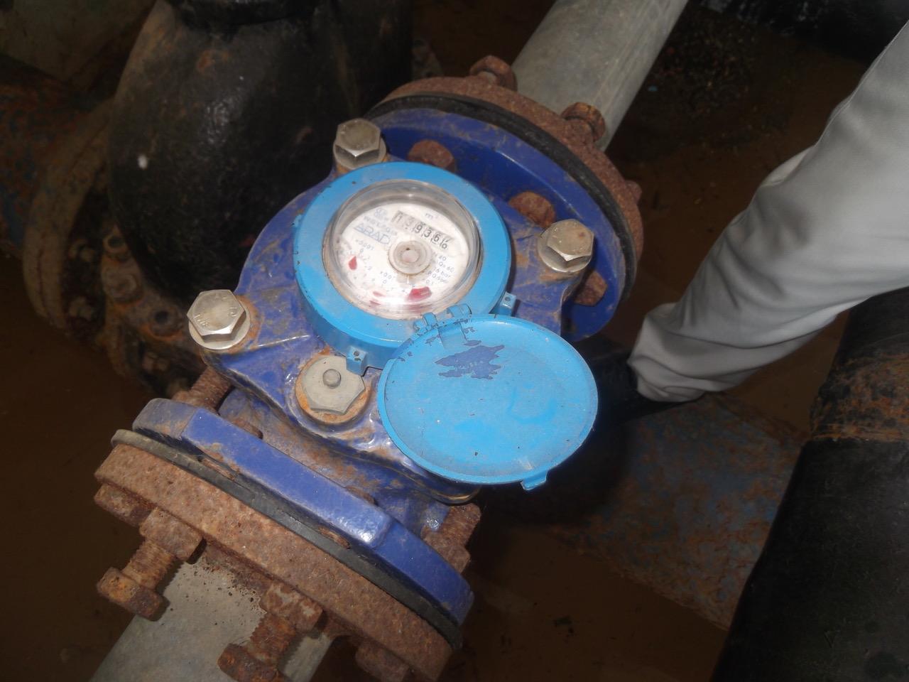 RW-2-REG: Training on water accounting