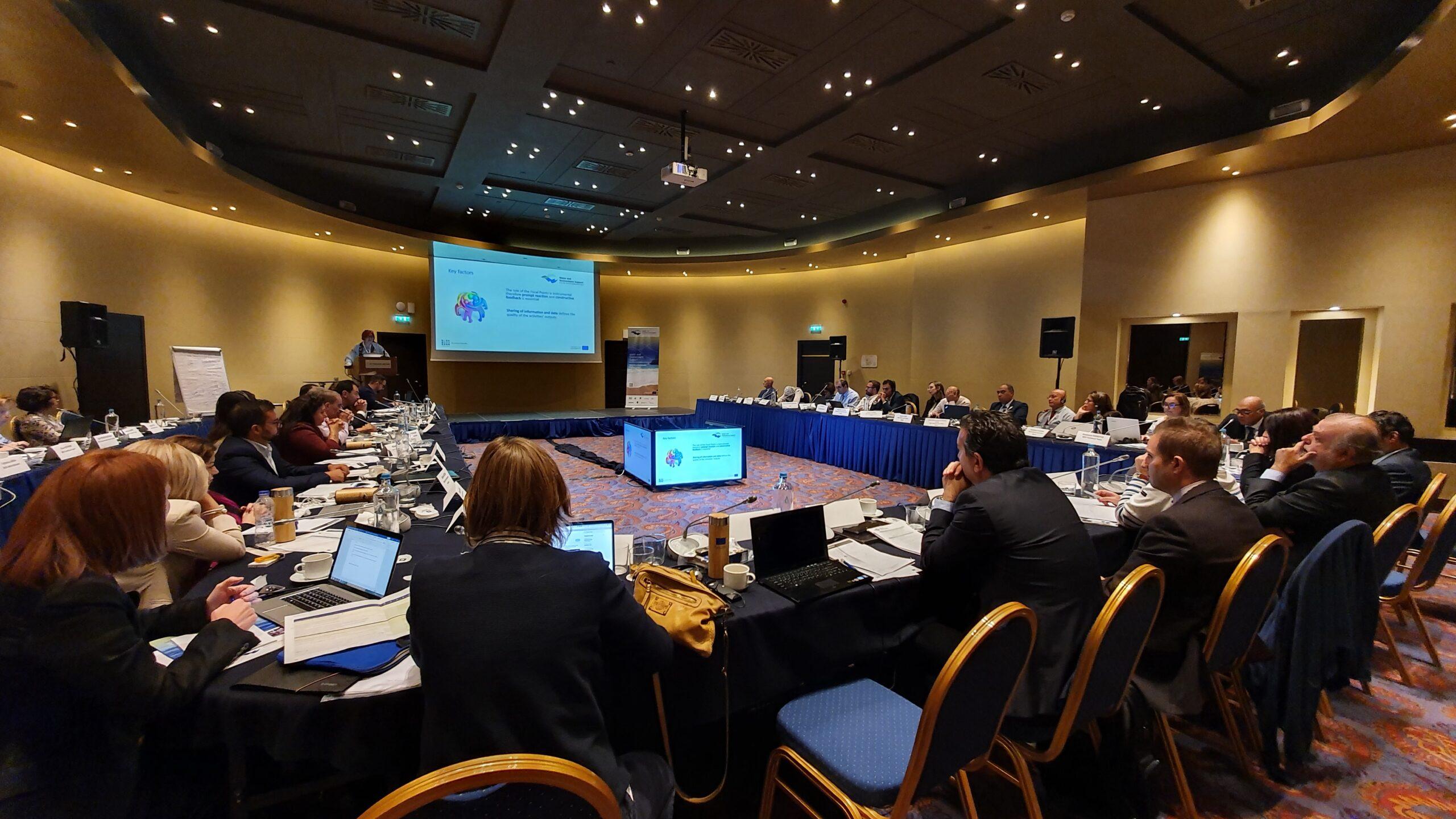 First WES Steering Committee Meeting