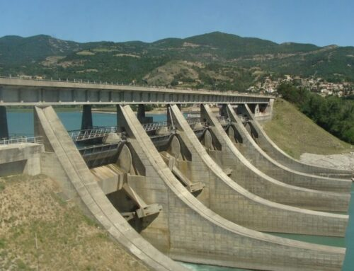 Finding solutions for sedimentation Tunisia dams