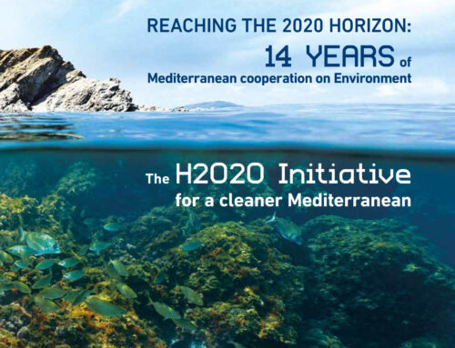 Final report Horizon 2020 urges to tackle sources of pollution Mediterranean Sea