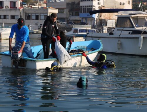 WES to support actions to combat marine litter in Morocco