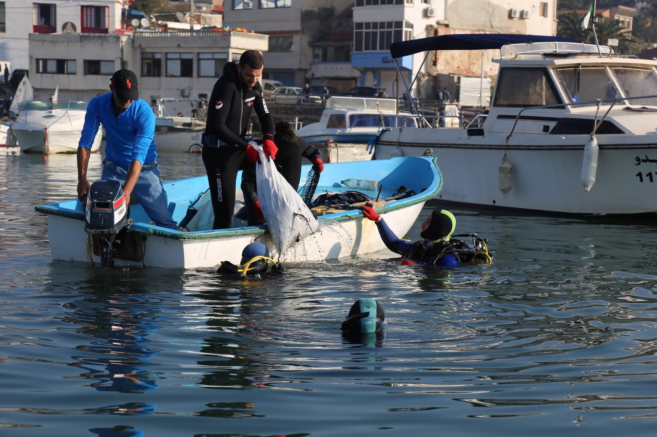 N-E-MO-2: Consolidation activities on the ongoing marine litter activities