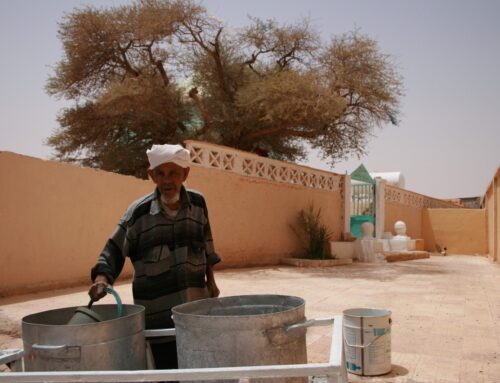 Development of water cost recovery strategies for Morocco